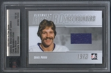 2007/08 ITG Ultimate Memorabilia #32 Denis Potvin First Rounders Jersey #05/24