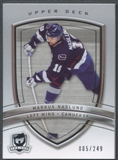 2005/06 The Cup #97 Markus Naslund Base #005/249