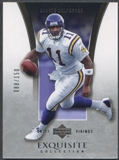 2005 Exquisite Collection #22 Daunte Culpepper Base #088/150