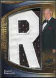2009 Upper Deck Icons Movie Lettermen #MLEB Ernest Borgnine/42/43/(Letters spell out VINCE LOMBARDI/ Total pri