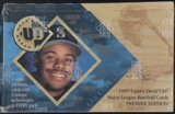 1997 Upper Deck UD3 Baseball Prepriced Box