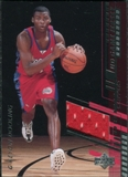 2000/01 Upper Deck Game Jerseys 2 #KDC Keyon Dooling