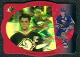 1996/97 Upper Deck SPx #18 Pat LaFontaine