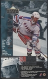 1997/98 Upper Deck Series 2 French Hockey Retail Box