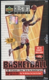 1997/98 Upper Deck Collector's Choice Series 2 Basketball Prepriced Box