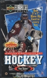 1997/98 Upper Deck Collectors Choice Hockey 8-Pack Box