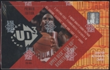 1996/97 Upper Deck UD3 Basketball Retail Box