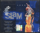 2000/01 Upper Deck Slam Basketball Retail Box