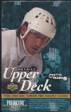 1995/96 Upper Deck Series 2 Hockey 28-Pack Retail Box