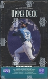 1996 Upper Deck Series 1 Baseball Retail 24-Pack Box