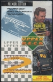 1995 Upper Deck Series 2 Racing Retail Box