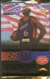1996/97 Upper Deck USA Gold Edition Basketball Prepriced 24 Pack Lot