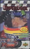 1997 Upper Deck Victory Circle Racing Retail 20 Pack Box