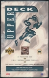 1994 Upper Deck Football Retail Box