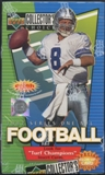 1997 Upper Deck Collector's Choice Series 1 Football 16-Pack Retail Box