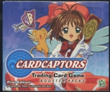 2001 Upper Deck Cardcaptors Booster Box