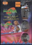 1996 Upper Deck Space Jam Basketball Set W/Figures