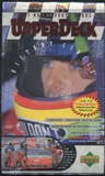 1997 Upper Deck Victory Circle Racing Retail 36 Pack Box