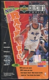 1996/97 Upper Deck Collector's Choice Series 2 Basketball Prepriced Box