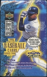 1996 Upper Deck Collector's Choice Series 2 Baseball Retail Box