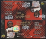 2000 Upper Deck Black Diamond Rookie Edition Baseball Retail Box