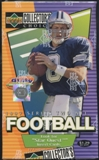 1997 Upper Deck Collector's Choice Series 2 Football Prepriced Box