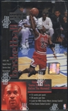1997/98 Upper Deck Series 1 Basketball Retail Box
