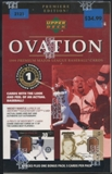 1999 Upper Deck Ovation Baseball Blaster Box
