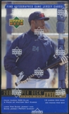 2000 Upper Deck Series 1 Baseball Retail Box