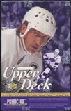 1995/96 Upper Deck Series 1 Hockey Canadian Hobby Box