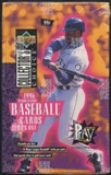 1996 Upper Deck Collector's Choice Series 1 Baseball Prepriced Box