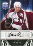 2009/10 Upper Deck Be A Player Signatures #SDT Darcy Tucker Autograph