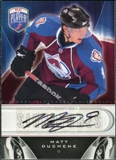 2009/10 Upper Deck Be A Player Signatures #SMD Matt Duchene Autograph