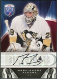 2009/10 Upper Deck Be A Player Signatures #SMF Marc-Andre Fleury Autograph