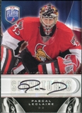 2009/10 Upper Deck Be A Player Signatures #SPL Pascal Leclaire Autograph