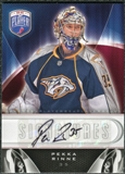 2009/10 Upper Deck Be A Player Signatures #SRI Pekka Rinne Autograph