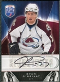 2009/10 Upper Deck Be A Player Signatures #SRO Ryan O'Reilly Autograph