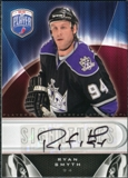 2009/10 Upper Deck Be A Player Signatures #SRY Ryan Smyth Autograph