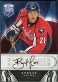 2009/10 Upper Deck Be A Player Signatures #SBL Brooks Laich Autograph