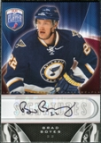 2009/10 Upper Deck Be A Player Signatures #SBY Brad Boyes Autograph