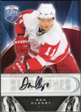2009/10 Upper Deck Be A Player Signatures #SDC Dan Cleary Autograph