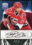 2009/10 Upper Deck Be A Player Signatures #SEC Erik Cole Autograph