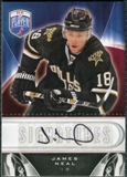 2009/10 Upper Deck Be A Player Signatures #SJN James Neal Autograph
