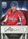 2009/10 Upper Deck Be A Player Signatures #SWK Scott Walker Autograph
