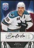 2009/10 Upper Deck Be A Player Signatures #SDN Dan Boyle Autograph