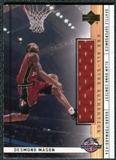 2001/02 Upper Deck NBA All-Star Authentics #DMAS Desmond Mason
