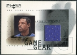 2000/01 Upper Deck Black Diamond Game Gear #LS Latrell Sprewell