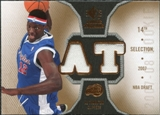 2007/08 Upper Deck SP Rookie Threads #RTAT Al Thornton