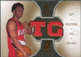 2007/08 Upper Deck SP Rookie Threads Rookie Threads #RTTG Taurean Green