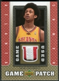 2007/08 Upper Deck UD Game Patch #JC Josh Childress
